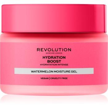 Revolution Skincare Boost Hydrating Watermelon crema gel pentru hidratare. notino.ro