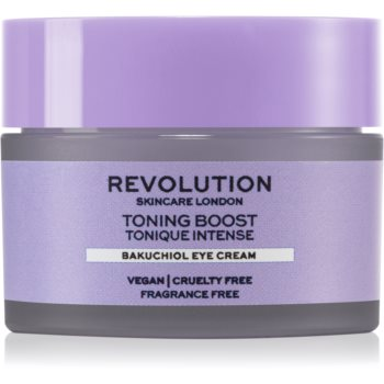 Revolution Skincare Boost Toning Bakuchiol crema de noapte împotriva tuturor semnelor de imbatranire imagine 2021 notino.ro