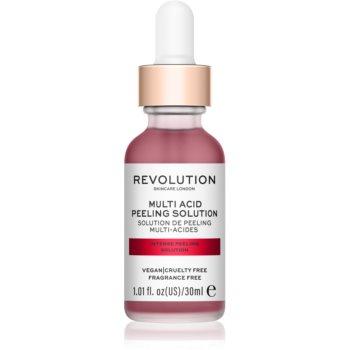 Revolution Skincare Multi Acid peeling de curățare profundă Cu AHA Acizi imagine 2021 notino.ro