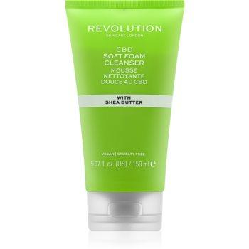 Revolution Skincare CBD crema demachianta delicata imagine 2021 notino.ro