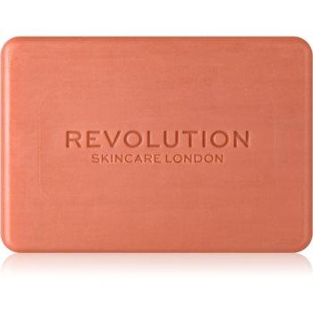 Revolution Skincare Pink Clay sapun pentru curatarea fetei cu argila imagine 2021 notino.ro