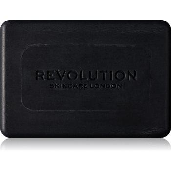 Revolution Skincare Charcoal săpun solid pentru curățare pentru pielea problematica imagine 2021 notino.ro
