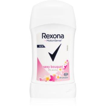 Rexona Sexy Bouquet antiperspirant puternic 48 de ore imagine 2021 notino.ro