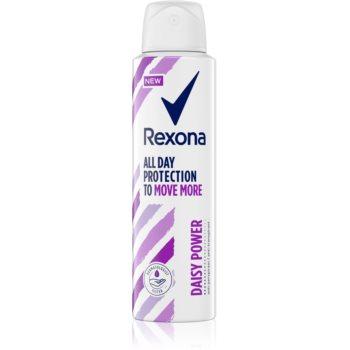 Rexona All Day Protection Daisy Power spray anti-perspirant imagine 2021 notino.ro