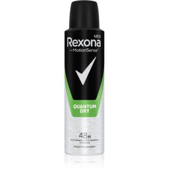 Rexona Dry Quantum spray anti-perspirant imagine 2021 notino.ro