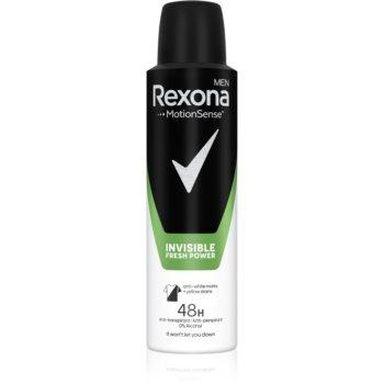 Rexona Invisible Fresh Power spray anti-perspirant pentru barbati imagine 2021 notino.ro