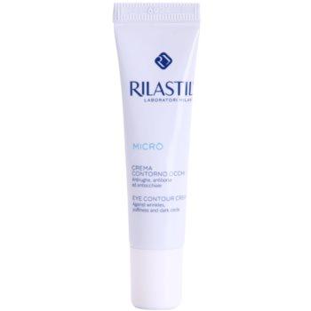 Rilastil Micro crema de ochi impotriva ridurilor si a punctelor negre notino.ro