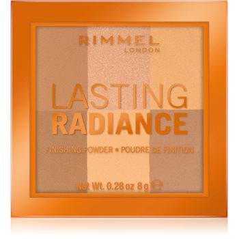 Rimmel Lasting Radiance pudra pentru luminozitate imagine 2021 notino.ro