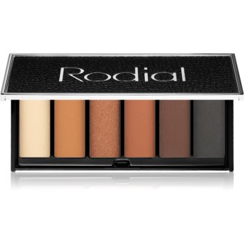 Rodial Caramel Smoke Palette paleta farduri de ochi notino poza