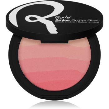 Rude Cosmetics Amiga Ombre Blush fard de obraz compact imagine 2021 notino.ro