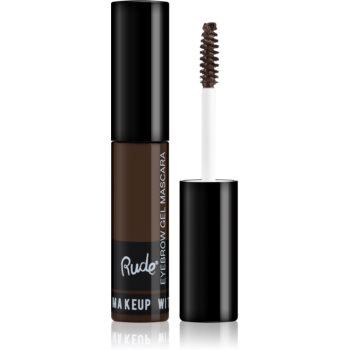 Rude Cosmetics Eyebrow Gel Mascara mascara pentru sprâncene imagine 2021 notino.ro