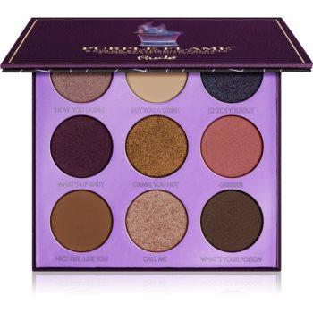 Rude Cosmetics Cocktail Party Collection Purple Flame paleta farduri de ochi imagine 2021 notino.ro