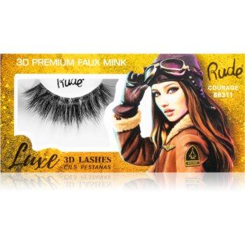 Rude Cosmetics Luxe 3D Lashes Pentru fixarea genelor imagine 2021 notino.ro