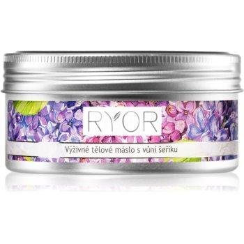 RYOR Lilac Care unt de corp hranitor imagine 2021 notino.ro