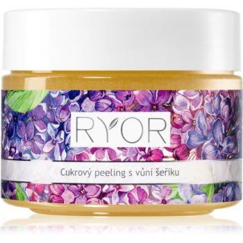 RYOR Lilac Care exfoliant din zhar pentru netezire pentru corp imagine 2021 notino.ro