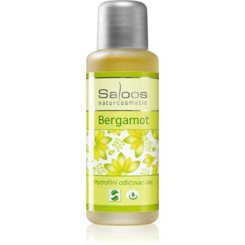 Saloos Make-up Removal Oil ulei demachiant din bergamotă imagine 2021 notino.ro