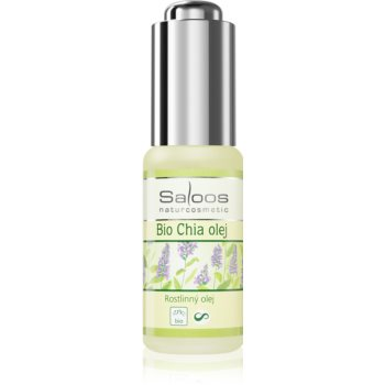 Saloos Oils Bio Cold Pressed Oils ulei de chia bio notino.ro