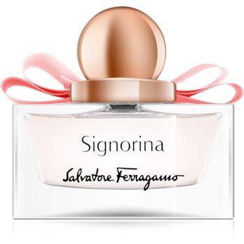 Salvatore Ferragamo Signorina Eau de Parfum pentru femei