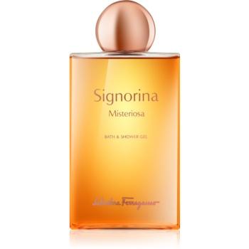 Salvatore Ferragamo Signorina Misteriosa gel de duș pentru femei
