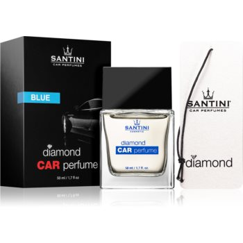 SANTINI Cosmetic Diamond Blue parfum pentru masina imagine 2021 notino.ro
