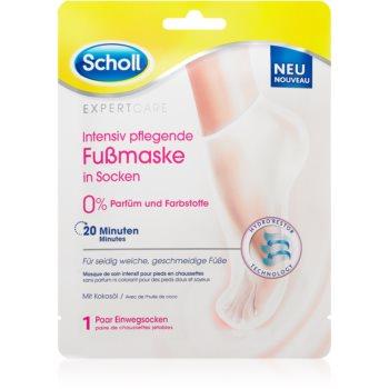 Scholl Expert Care masca hranitoare pentru picioare imagine 2021 notino.ro