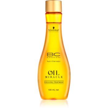 Schwarzkopf Professional BC Bonacure Oil Miracle Argan Oil tratament cu fir gros, aspru și uscat imagine 2021 notino.ro