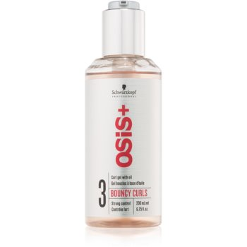 Schwarzkopf Professional Osis+ Bouncy Curls Gel pe bază de ulei pentru Bucle imagine 2021 notino.ro