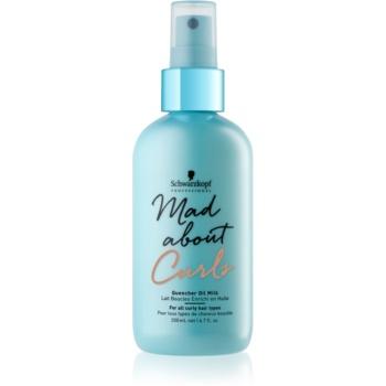 Schwarzkopf Professional Mad About Curls spray styling imagine 2021 notino.ro