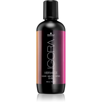 Schwarzkopf Professional IGORA New Vibrance îngrijire pentru accentuarea strălucirii culorii de păr imagine 2021 notino.ro