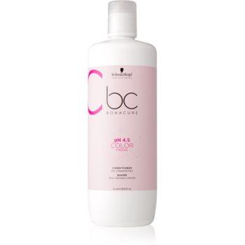 Schwarzkopf Professional BC Bonacure pH 4,5 Color Freeze balsam pentru păr vopsit notino.ro