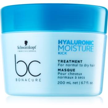 Schwarzkopf Professional BC Bonacure Hyaluronic Moisture Kick Masca de par cu acid hialuronic imagine 2021 notino.ro