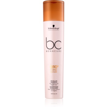 Schwarzkopf Professional BC Bonacure Time Restore Q10 șampon micelar pentru par matur si fragil notino.ro