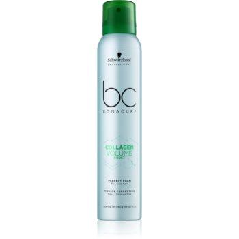 Schwarzkopf Professional BC Bonacure Volume Boost spumă de păr pentru volum imagine 2021 notino.ro