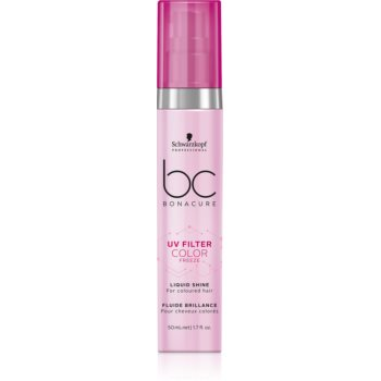 Schwarzkopf Professional BC Bonacure pH 4,5 Color Freeze spray parfumat pentru păr imagine 2021 notino.ro