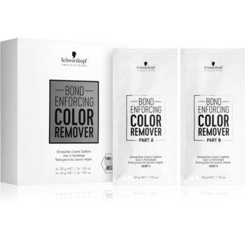 Schwarzkopf Professional Bond Enforcing Color Remover decolorant pentru păr imagine 2021 notino.ro