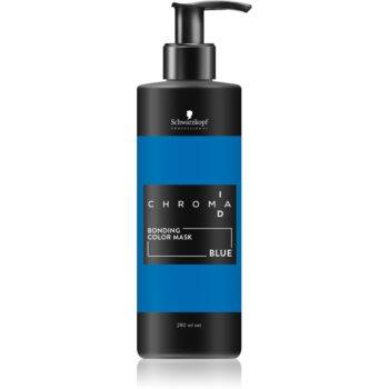 Schwarzkopf Professional Chroma ID intenzivní barvicí maska na vlasy Blue 280 ml