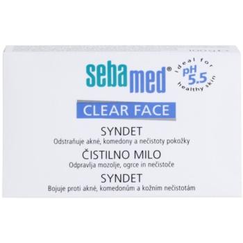 Sebamed Clear Face syndet pentru pielea problematica imagine 2021 notino.ro