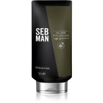 Sebastian Professional SEB MAN The Gent balsam hidratant dupa barbierit imagine 2021 notino.ro