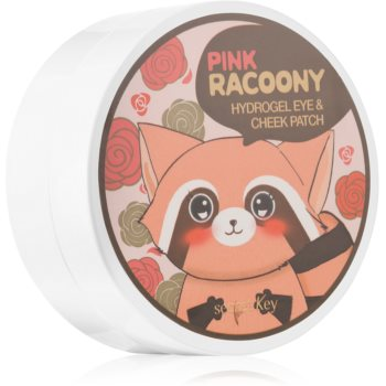 Secret Key Racoony Pink masca intensa cu hidrogel pentru fata si ochi image0