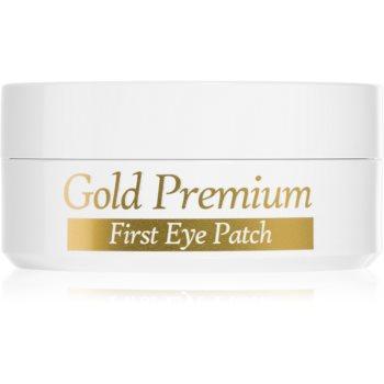 Secret Key 24K Gold Premium masca hidrogel pentru ochi cu aur de 24 de karate imagine 2021 notino.ro