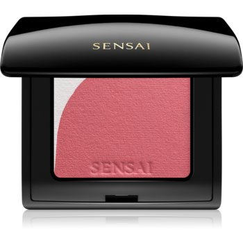Sensai Blooming Blush blush cu efect iluminator cu pensula imagine 2021 notino.ro