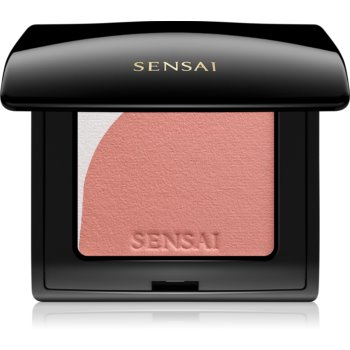 Sensai Blooming Blush blush cu efect iluminator cu pensula notino poza