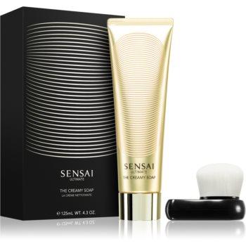 Sensai Ultimate sapun crema cu pensula notino poza