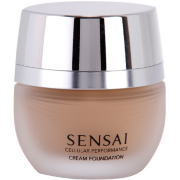 Sensai Cellular Performance Cream Foundation make-up crema SPF 15 notino poza