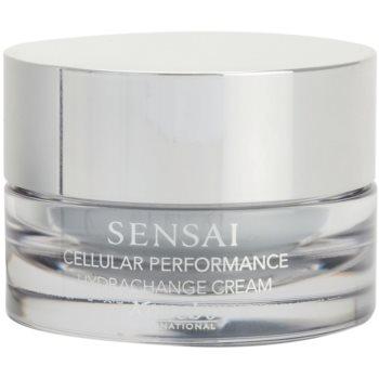 Sensai Cellular Performance Hydrating gel crema hidratant facial imagine 2021 notino.ro