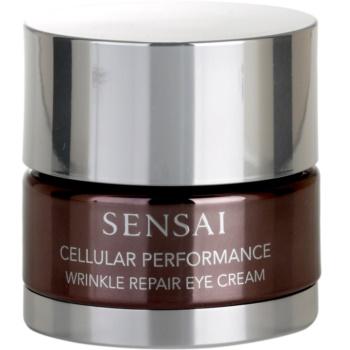 Sensai Cellular Performance Wrinkle Repair Cream crema contur pentru ochi notino poza