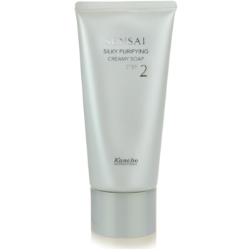Sensai Silky Purifying Step 2 sapun crema pentru piele normala si uscata notino poza