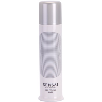 Sensai Silky Purifying Extra Care masca exfolianta notino poza