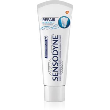 Sensodyne Repair & Protect pastă de dinți pentru dinti sensibili imagine 2021 notino.ro