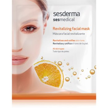 Sesderma Sesmedical Revitalizing Facial Mask masca revitalizanta pentru toate tipurile de ten imagine 2021 notino.ro
